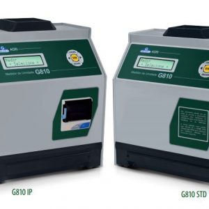 Medidor de humedad y peso específico G810 IP