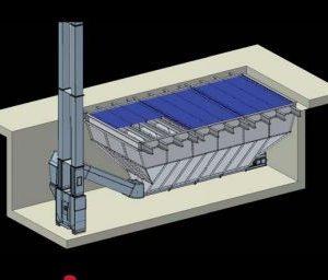 Elevadores y transportadores sistema DRY PIT Agromay