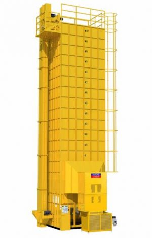 Secadora de biomasa SÚPER 60BB. Agromay